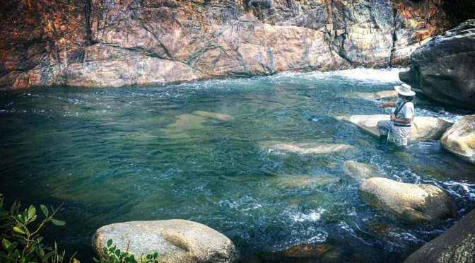 Kern River Fly Fishing Report October 9, 2016
