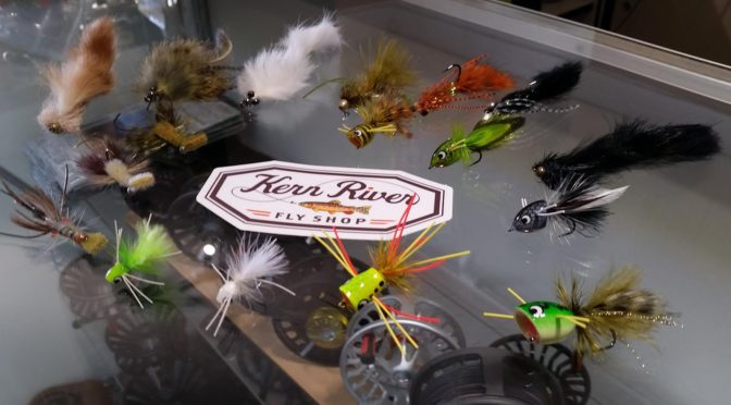 Kern River Fly Fishing Report October 24, 2016