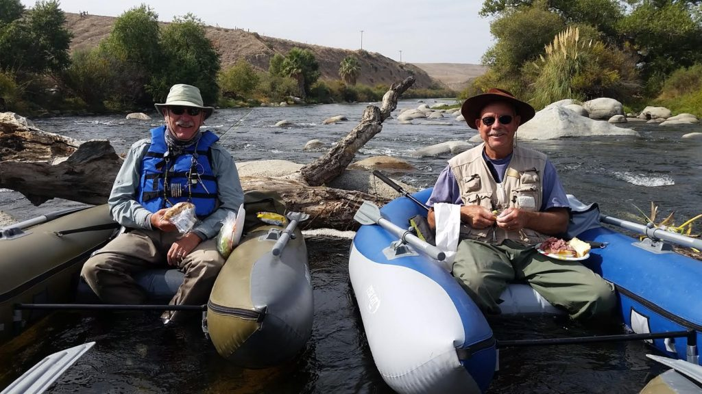 Kern River Fly Fishing on the Lower Kern River
