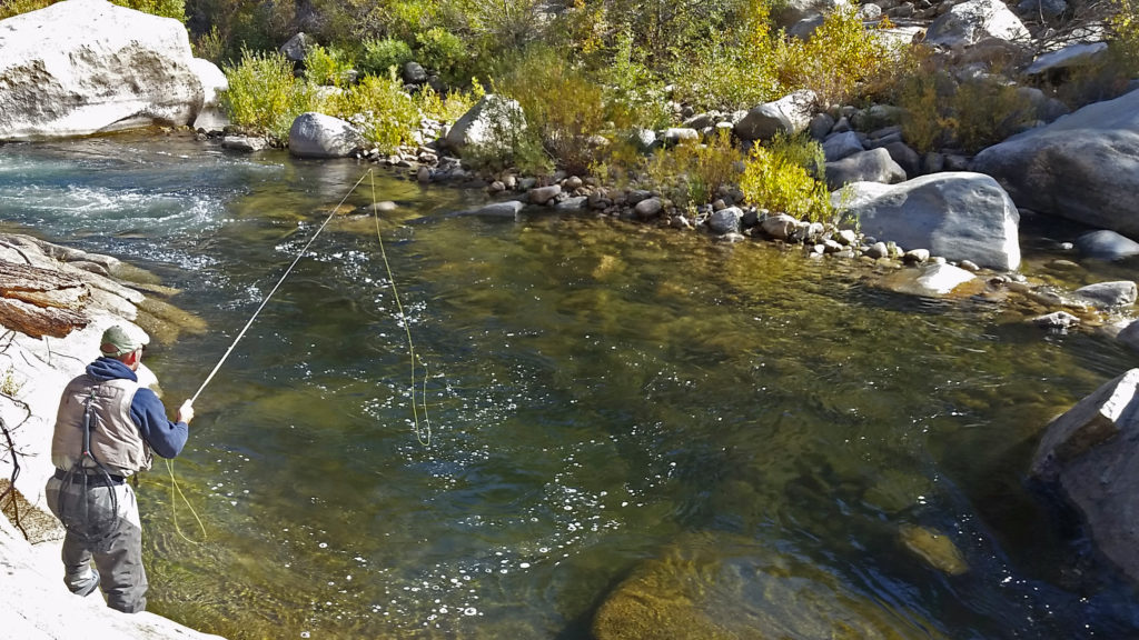 Kern River Fly Fishing