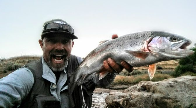 Kern River Fly Fishing Report August 7, 2017