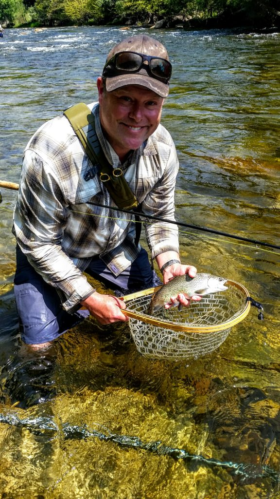 Kern river fly fishing reports your source for southern for Richard bowling fishing report