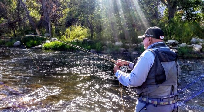 Kern River Fly Fishing Report September 27, 2017
