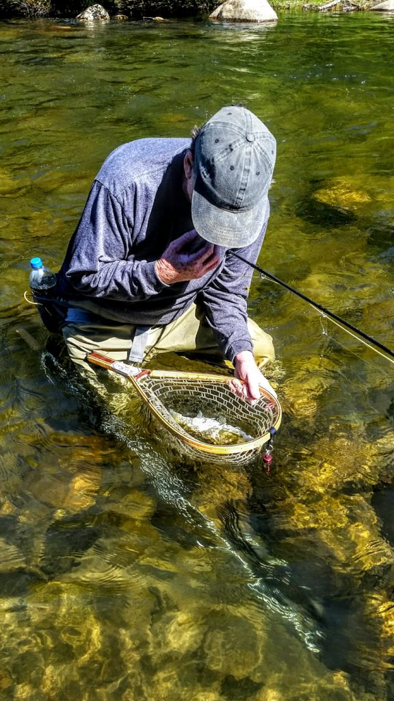 Kern river fly fishing reports your source for southern for Fly fishing southern california