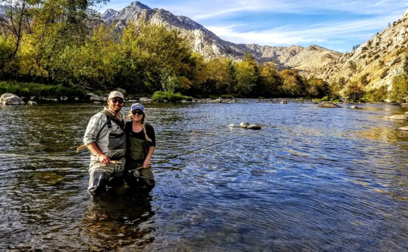 Kern River Fly Fishing Report November 21, 2017