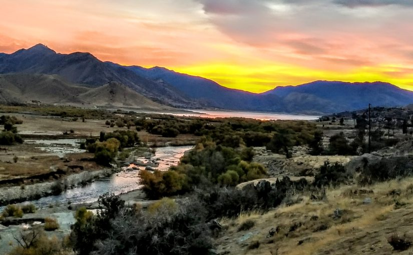 Kern River Fly Fishing Report January 9, 2018