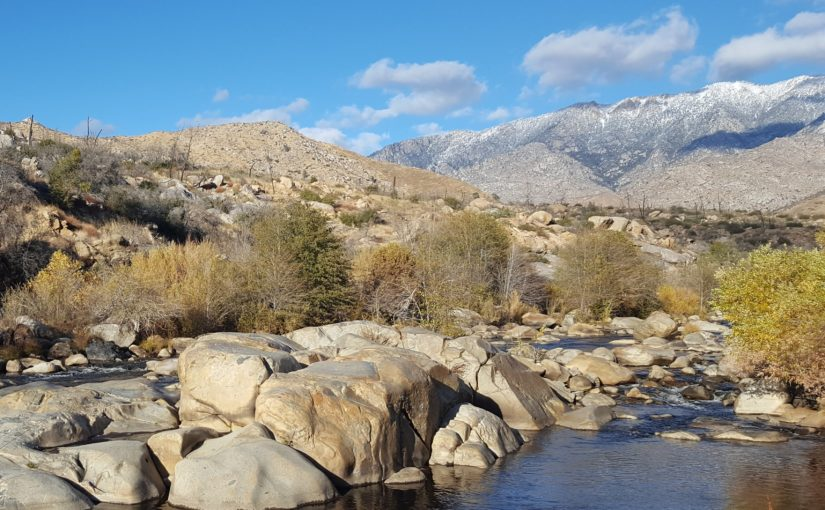 Kern River Fly Fishing Report- December 14, 2018