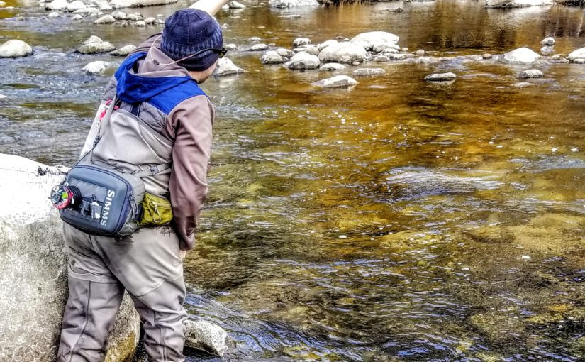 Kern River Fly Fishing Report January 3, 2019