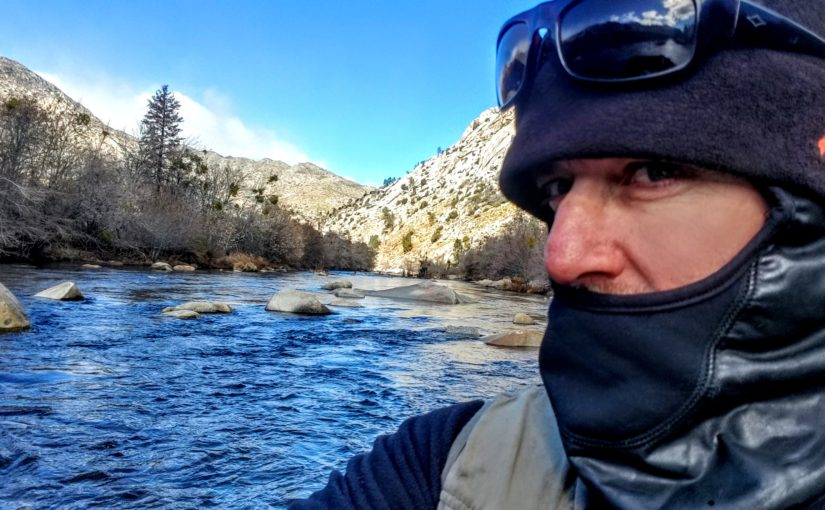 Kern River Fly Fishing Report January 21, 2019