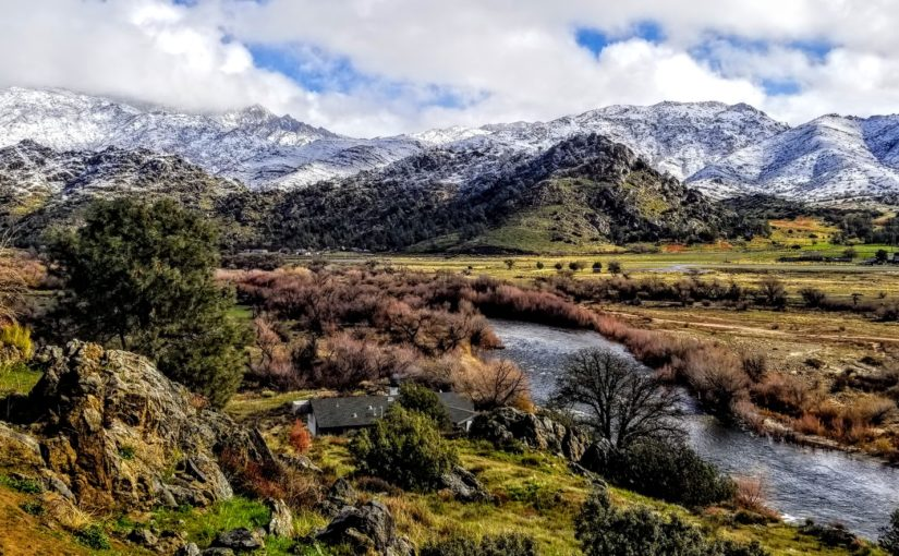 Kern River Fly Fishing Report February 6, 2019