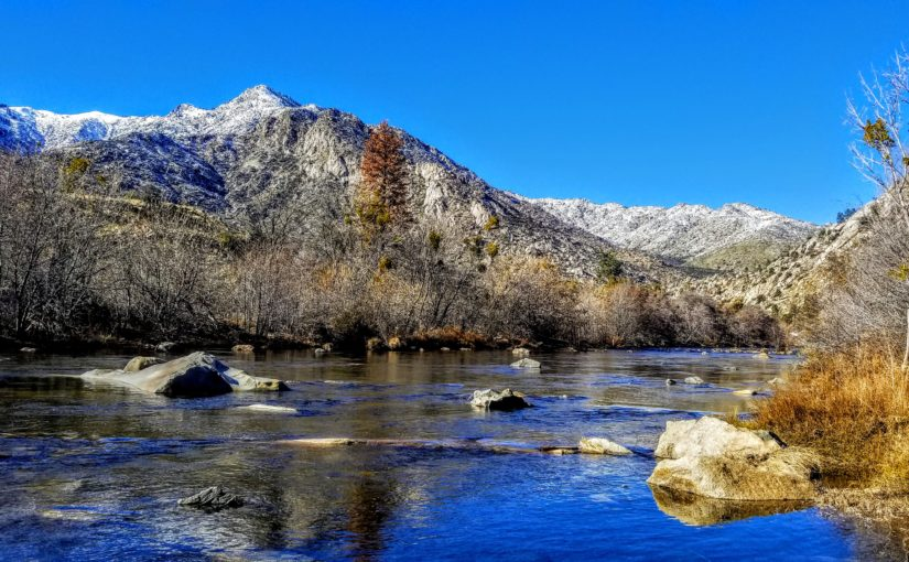 Kern River Fly Fishing Report February 14, 2019