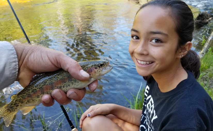 Kern River Fly Fishing Report June 25, 2019
