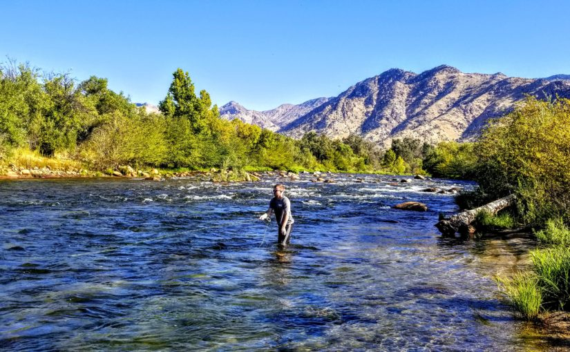 Kern River Fly Fishing Report Updated 9/6/19 : Important News on the Upper Kern