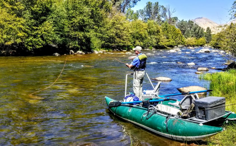"Kern River Fly Fishing Report September 16, 2019 ""Premium Members Only""  – New addition with Kern River Fly Shop Pro Staffers – Rob and Ryan Buhler's fly tying and fly fishing technique videos."