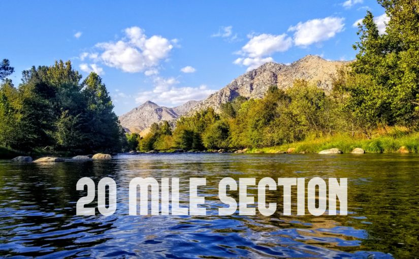 "Kern River Fly Fishing Report September 24, 2019 for ""Premium Members"""