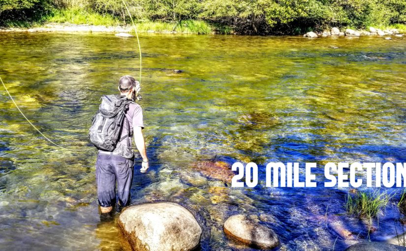 "Kern River Fly Fishing Report October 3, 2019 for ""Premium Members"""