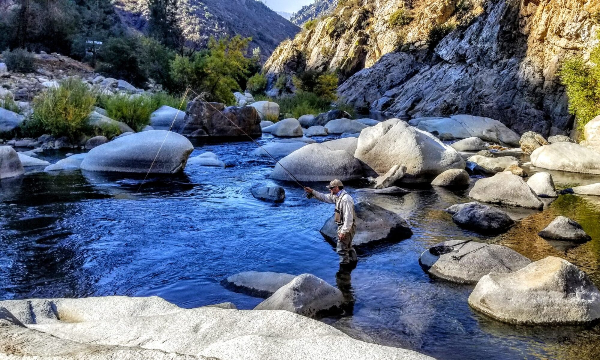 Fishing Report - Kern River, Owens River and Lake Crowley. Fly Fishing Reports, Video Reports, Fly Tying Videos and More!